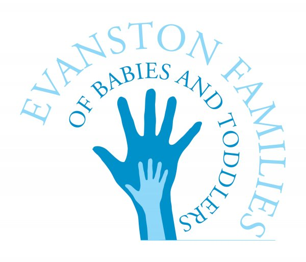 Evanston Families of Babies and Toddlers Logo