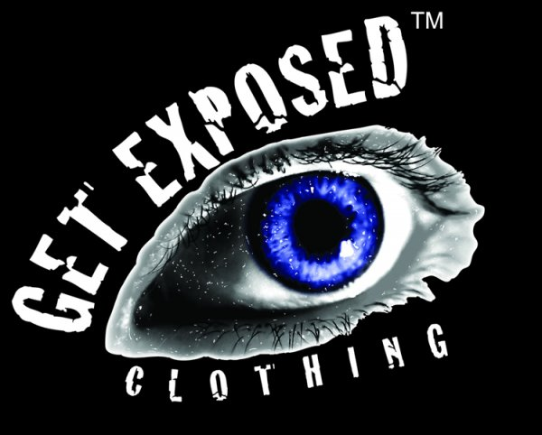 Get Exposed Clothing Logo