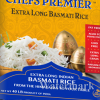 Golden Crown Basmati Rice 40 Lb bag